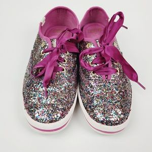 Keds by Kate Spade New York Glitter Pink